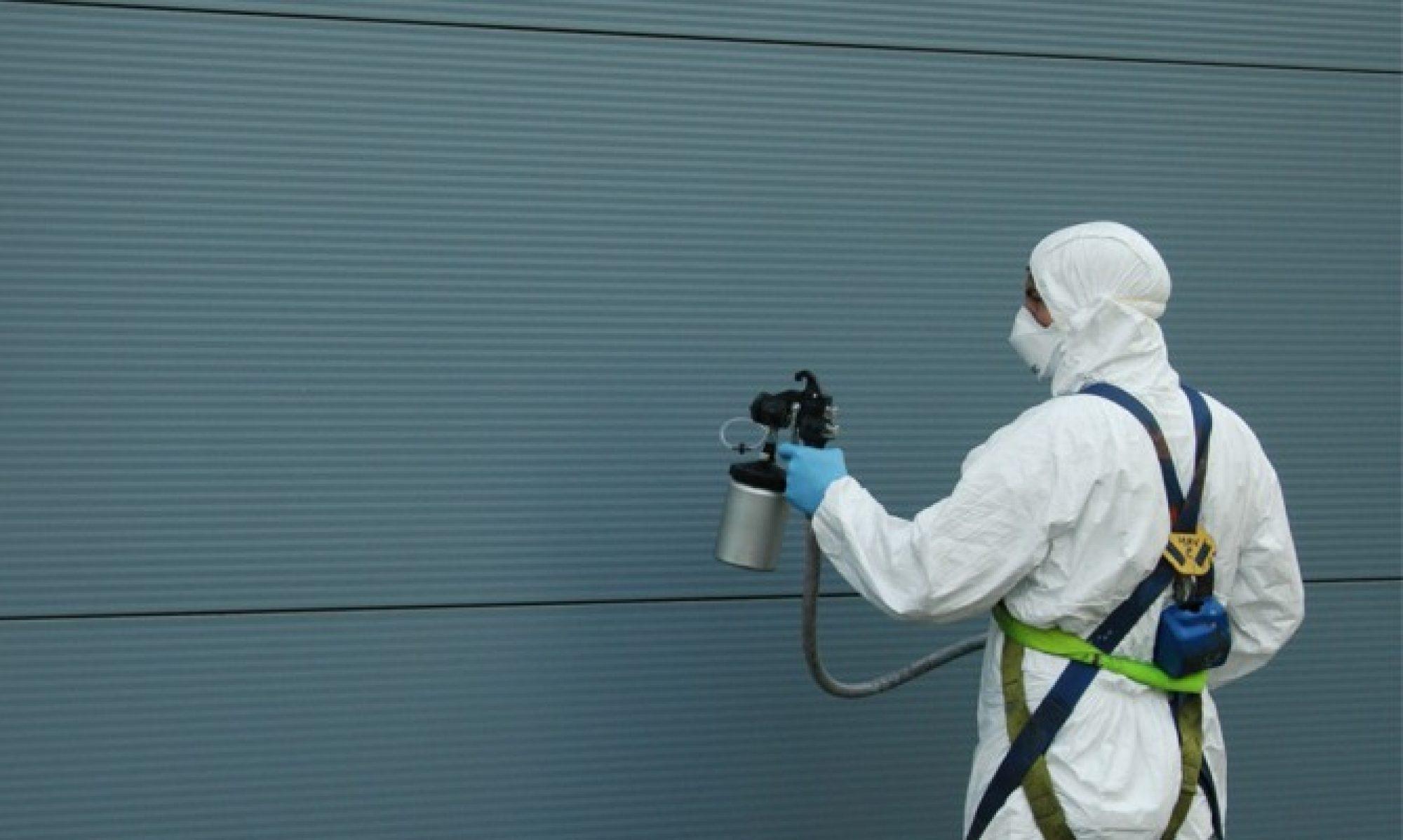 Onsite Spraying West Midlands